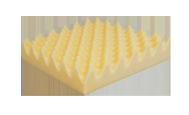 Mousse biến dạng rổ trứng (AsSmart™ Convoluted Foam)